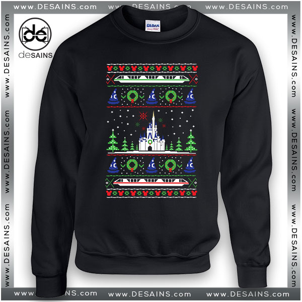 cheap graphic sweatshirt disney ugly christmas sweater size s 3xl