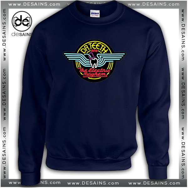 Cheap Graphic Sweatshirt Dr Teeth and The Electric Mayhem