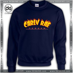 Cheap Graphic Sweatshirt Thrasher Carly Rae Sweater Size S-3XL