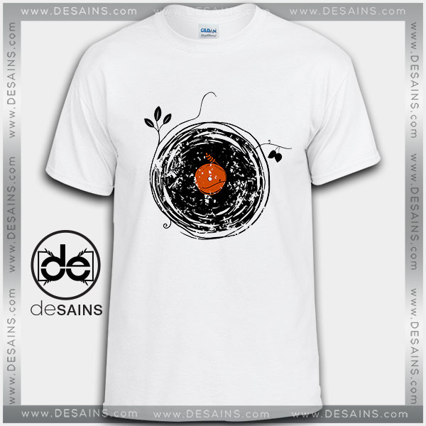 Cheap Graphic Tee Shirts Enchanting Vinyl Records Vintage