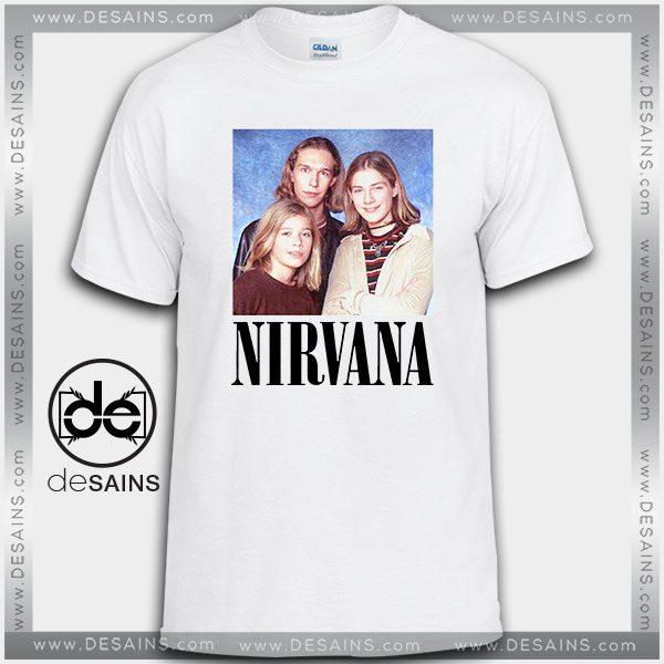 8b98eb09 Cheap Graphic Tee Shirts Nirvana Hanson Tshirt on Sale