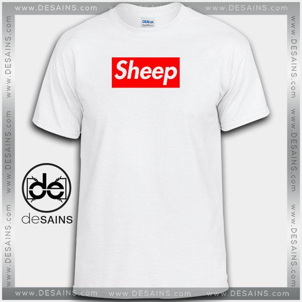 f2e3ef344fd5 Cheap-Graphic-Tee-Shirts-Sheep-Supreme-Custom-Tshirt-on-Sale.jpg