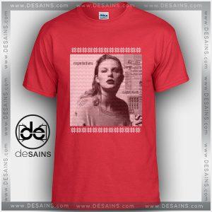 Cheap Graphic Tee Shirts Taylor Swift Reputation Christmas Tshirt