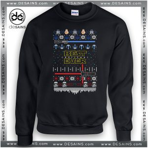 Cheap Ugly Sweatshirt Best Christmas Ever Star Wars Sweater