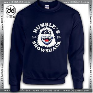 Cheap Ugly Sweatshirt Bumbles Snow Shack north pole on Sale