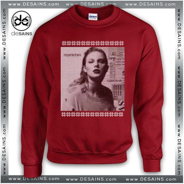 Ugly Sweater Christmas.Cheap Ugly Sweatshirt Christmas Taylor Swift Reputation Album