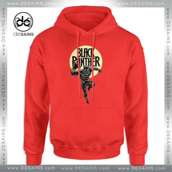 reputable site f90da ca91d Cheap Graphic Hoodie Black Panther King of Wakanda Size S-3XL