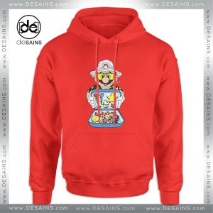 Cheap Graphic Hoodie Koopa Country Mario Bros Size S-3XL