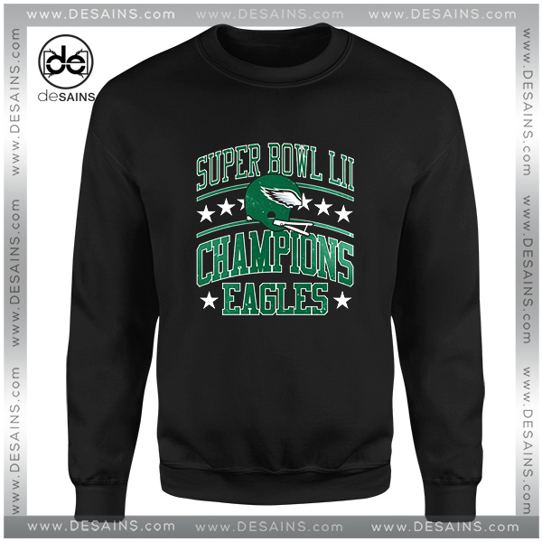 Graphic Sweatshirt Super Bowl Champions