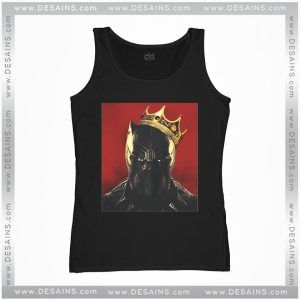 Cheap Graphic Tank Top Black Panther The Notorious BIG Size S-3XL