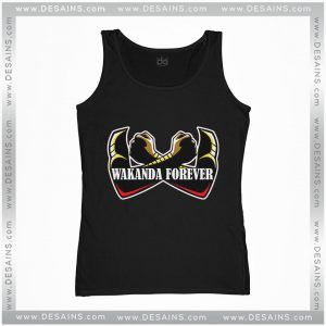 Cheap Graphic Tank Top Wakanda Forever Black Panther Dora Milaje