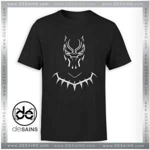 Cheap Graphic Tee Shirts Black Panther King Wakanda Tshirt