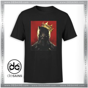 Cheap Graphic Tee Shirts Black Panther The Notorious BIG