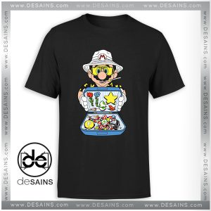 Cheap Graphic Tee Shirts Koopa Country Super Mario Bros Tshirt Size S-3XL