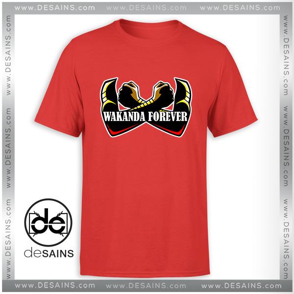 988ec16ba2ef5 Cheap Graphic Tee Shirts Wakanda Forever Black Panther Dora Milaje