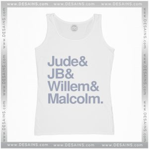 Cheap Tank Top A Little Life Book Jude, JB, Willem and Malcolm