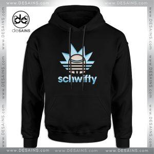 Buy Hoodie Rick Morty Schwifty Adidas Logo