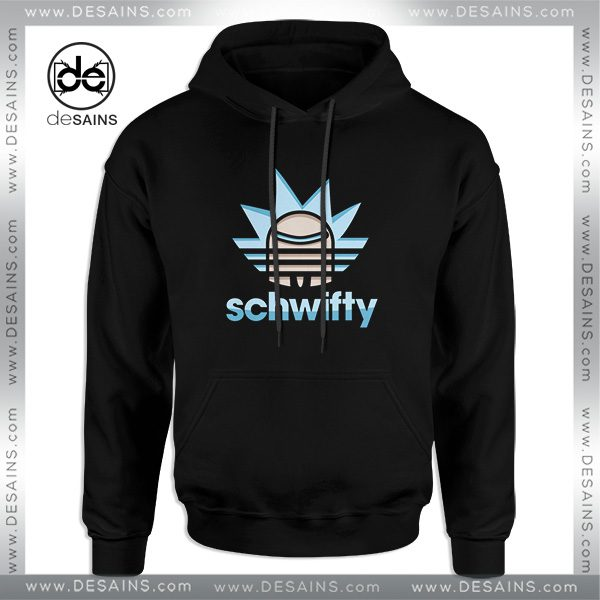 Buy Hoodie Rick Morty Schwifty Adidas Logo – Cheap Graphic Tee Shirts 1abfe227ac4b