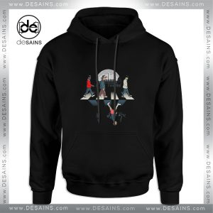 Buy Hoodie The Upside Down Cartoon