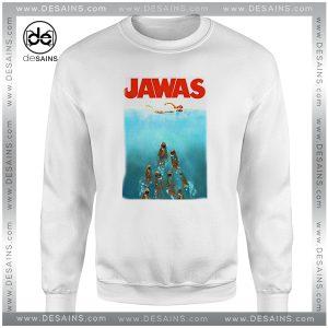 Buy Sweatshirt Saw Parody Jawas Star Wars