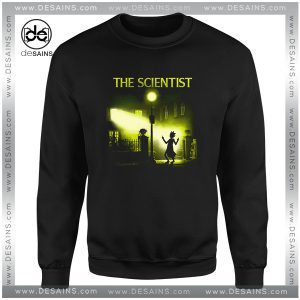 Buy Sweatshirt The Scientist Rick and Morty