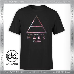 Buy Tshirt 30 Seconds To Mars Nebula