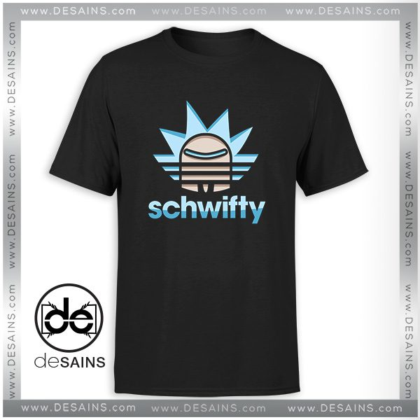 842de4894dee Buy Tshirt Rick Morty Schwifty Adidas Logo – Cheap Graphic Tee Shirts