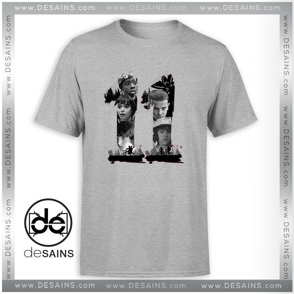 9e79dd890 Buy Tshirt Stranger Things Eleven – Cheap Graphic Tee Shirts