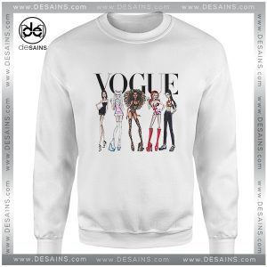Cheap Graphic Sweatshirt Vogue Spice Girls Sweater On Sale