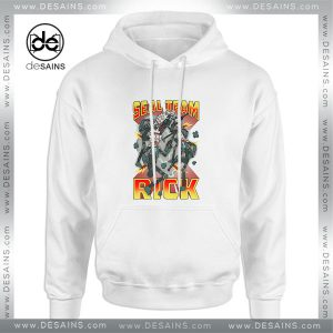 Cheap Hoodie Rick And Morty Seal Team