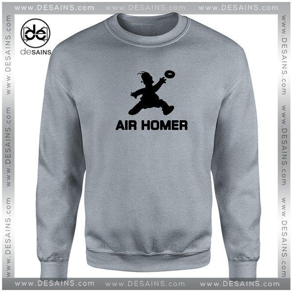 7da271b2855c1c Cheap Sweatshirt Air Homer Simpson Parody – Cheap Graphic Tee Shirts