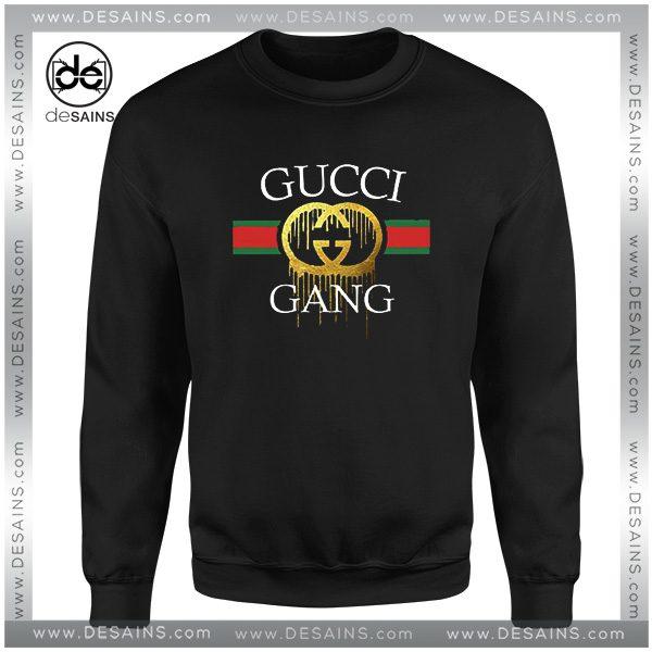 8a3c5fd8 Cheap Sweatshirt Funny Logo Gucci Gang – Cheap Graphic Tee Shirts