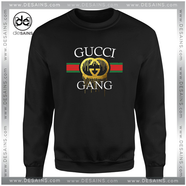32e59c87931 Cheap Sweatshirt Funny Logo Gucci Gang – Cheap Graphic Tee Shirts