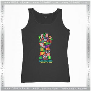 Cheap Tank Top Avengers Infinity War Pop Art