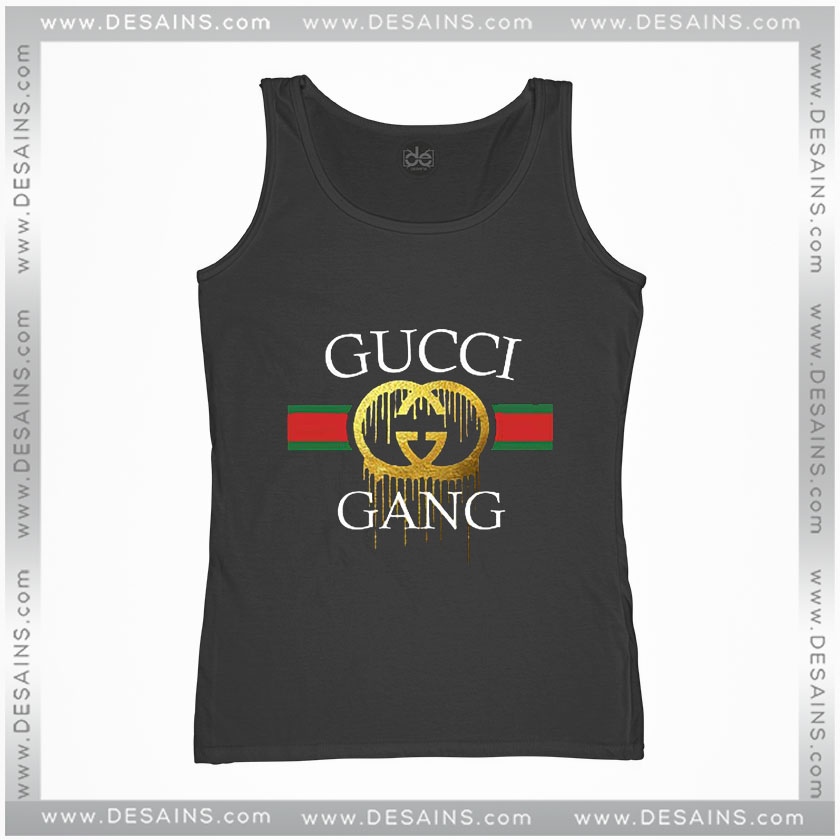 7ece8daf22ef9a Cheap Tank Top Funny Logo Gucci Gang – Cheap Graphic Tee Shirts