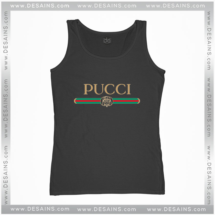 04851af8 Cheap Tank Top Pucci Gucci Funny Logo – Cheap Graphic Tee Shirts
