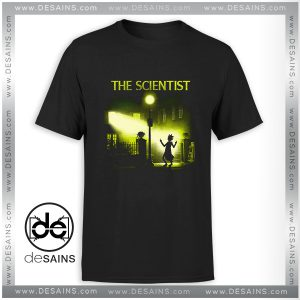 Cheap Tshirt The Scientist Rick and Morty