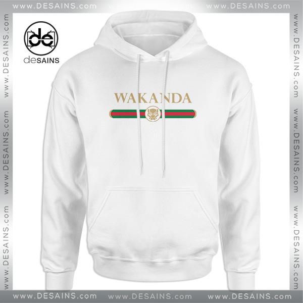 10614371d0c Hoodie Wakanda Logo Gucci Black Panther – Cheap Graphic Tee Shirts