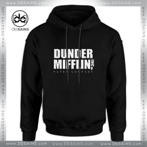Cheap Graphic Hoodie Dunder Mifflin Paper Company Merch Size S-3XL