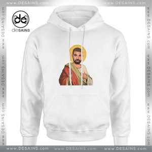 Cheap Graphic Hoodie Gods Plan Drake Cover Merch