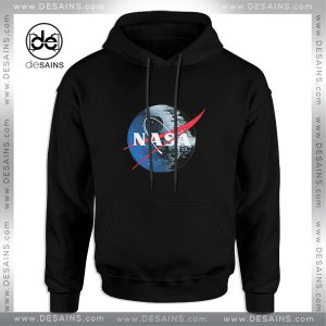 Cheap Graphic Hoodie Nasa Logo Nasa Merchandise