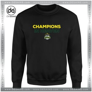 Cheap Graphic Sweatshirt Broncos Champions in Heaven