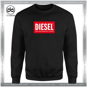 Cheap Graphic Sweatshirt Diesel Apparel Diesel For Succesfull Living