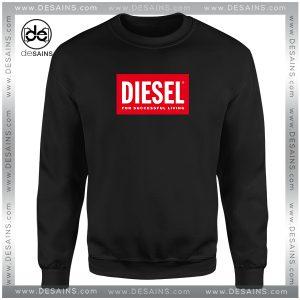 Cheap Graphic Sweatshirt Diesel Apparel Diesel For Succesfull Living