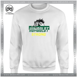 Cheap Graphic Sweatshirt Humboldt Broncos Strong Logo