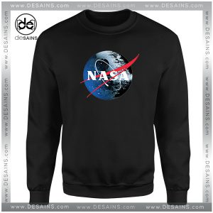 Cheap Graphic Sweatshirt Nasa Logo Nasa Merchandise