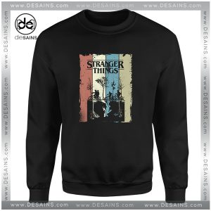 Cheap Graphic Sweatshirt Stranger Things Poster Merchandise