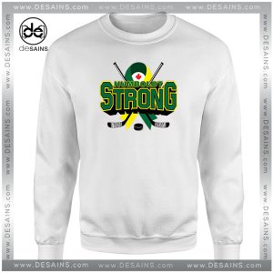 Cheap Graphic Sweatshirt Strong Humboldt Broncos Sweater Size S-3XL