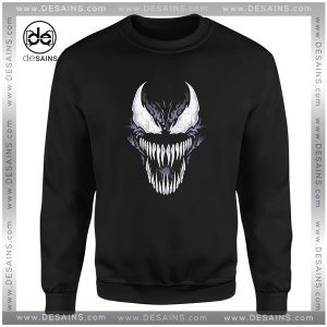 Cheap Graphic Sweatshirt Venom Spiderman Venom Movie Poster