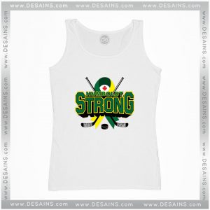 Cheap Graphic Tank Top Strong Humboldt Broncos Size S-3XL